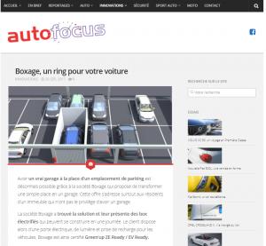 Article Boxage Auto Focus