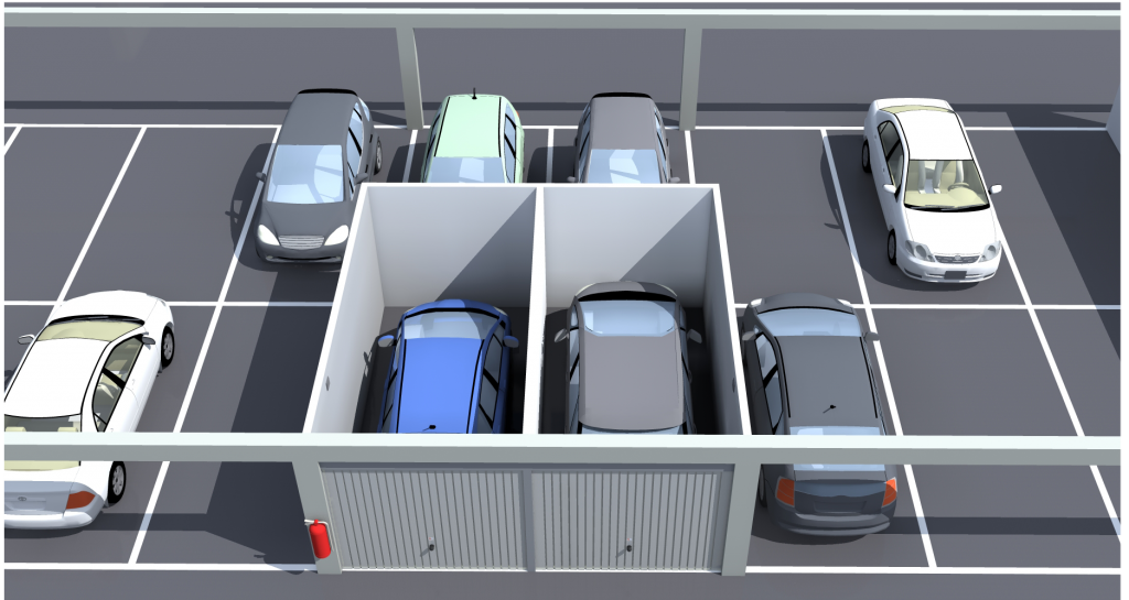 Construire Un Parking Exterieur