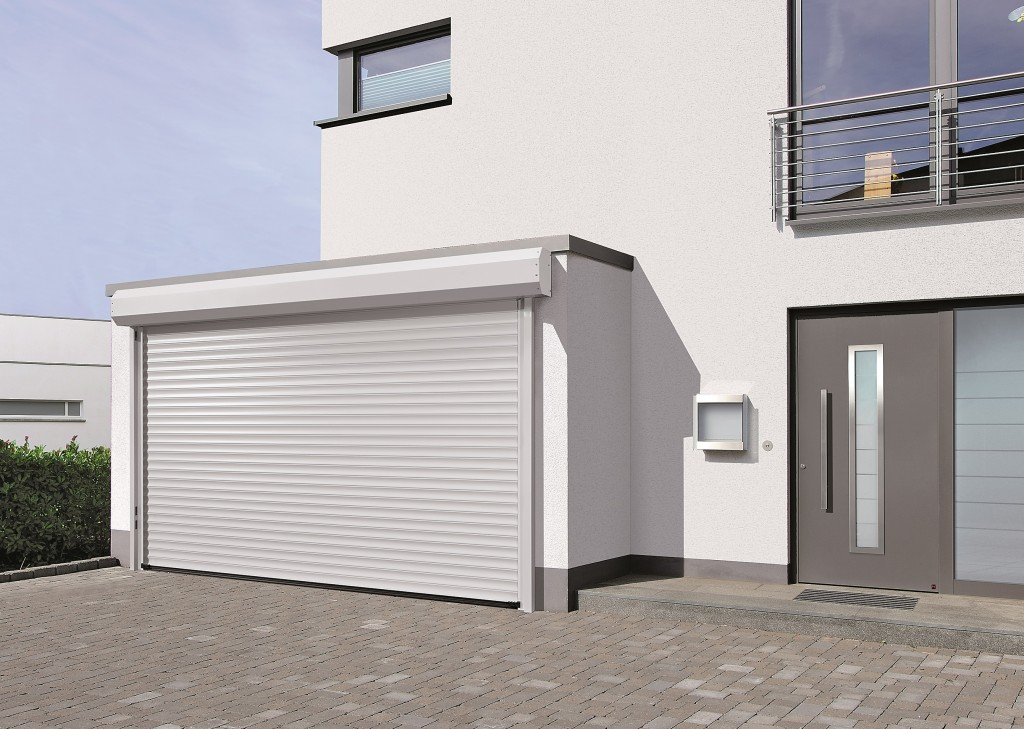 Nos portes de garage boxer votre parking construction for Porte de garage a enroulement